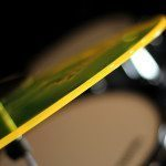 Pintech Flo Yellow Visulite Cymbal