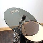 """Pintech Visulite """"Smoke"""" Cymbal"""