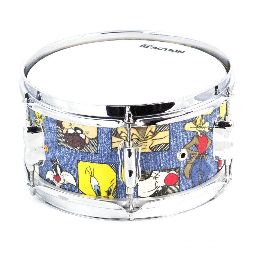 "Vintage Series #3 - ""Looney Tunes"" Snare"