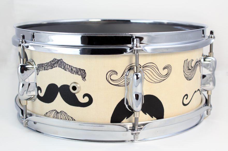"""""""Mustache"""" Snare"""