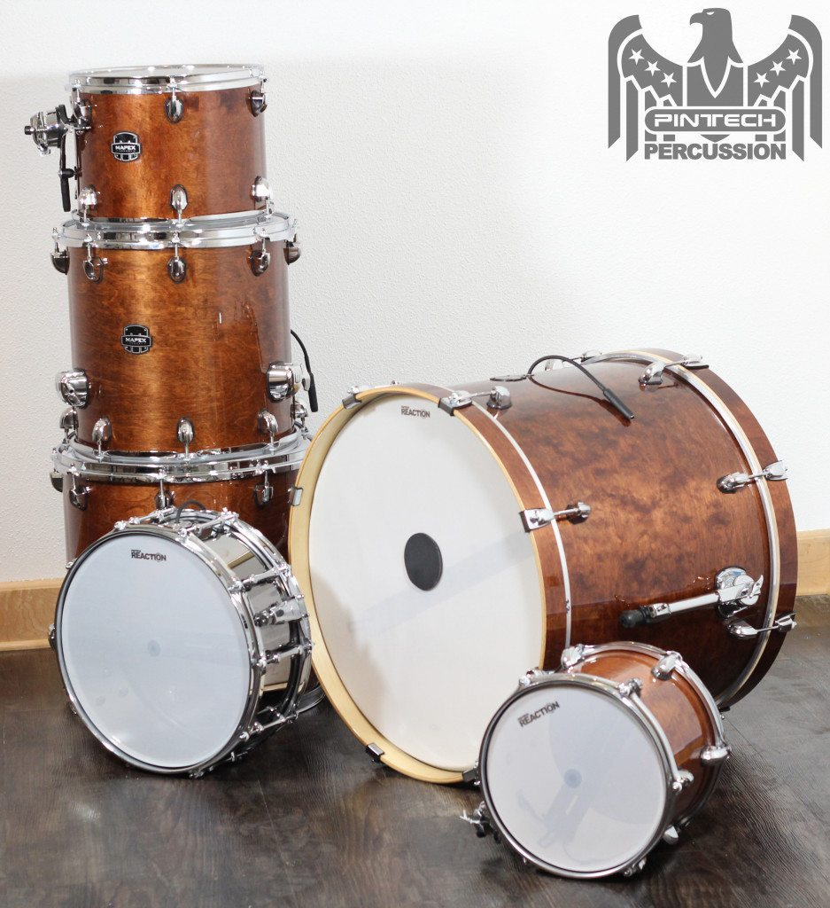 Pintech Converted Mapex Armory Kit