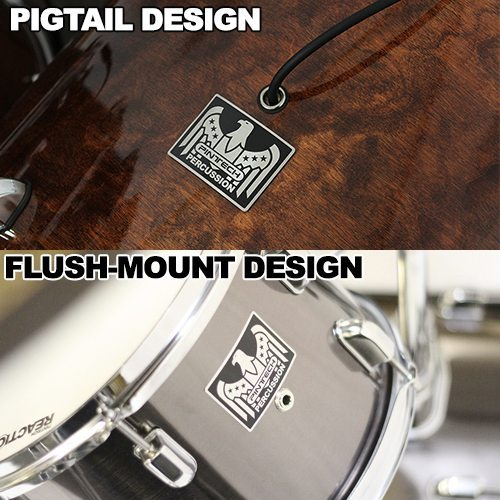 Pigtail-Flushmount