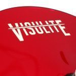 "Pintech Visulite ""Translucent Red"" Cymbal"