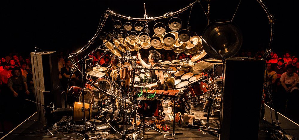 Terry-Bozzio-Drum-Kit