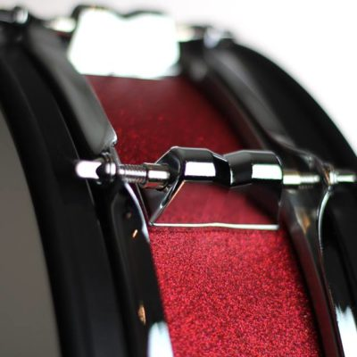 Pintech Red Sparkle Snare