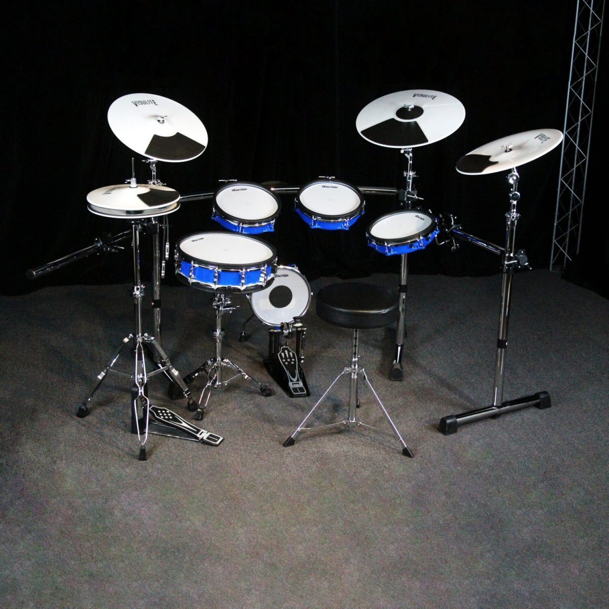 Pintech ProBlue Drum Kit