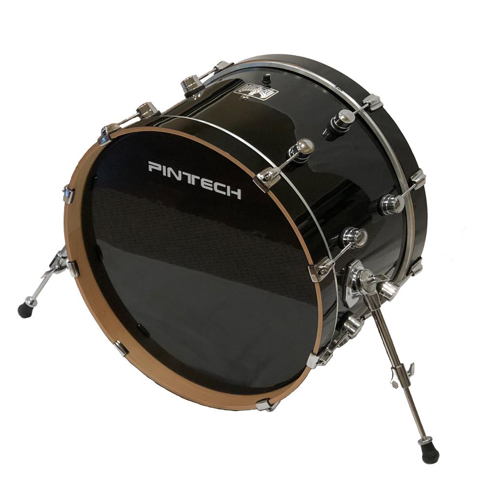 pintech pro series kick drum pintech percussion. Black Bedroom Furniture Sets. Home Design Ideas